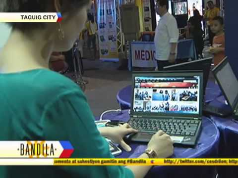 New gadgets featured in Taguig techno exhibit