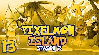 """""""Another Wild Shiny!"""" Minecraft Pixelmon Island Season Two! Episode 13 (Minecraft Pokemon Mod)"""