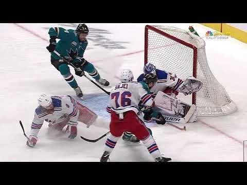 Video: New York Rangers vs San Jose Sharks | NHL | OCT-30-2018 | 22:30 EST