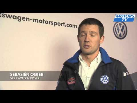 Volkswagen Polo R WRC Launch Event in Monaco [Video]