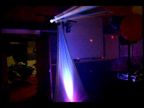 My mobile lighting and DJ rig setup – DJ BEATMAN #2