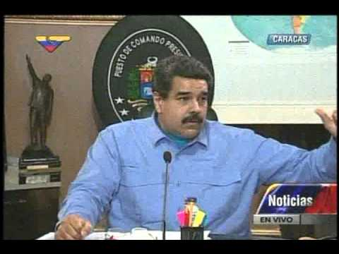 Maduro: Hay que regularizar la migración de Colombia a Venezuela