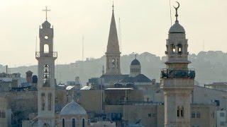 Bethlehem Palestinian  city photo : Bethlehem, Palestine: Church of the Nativity