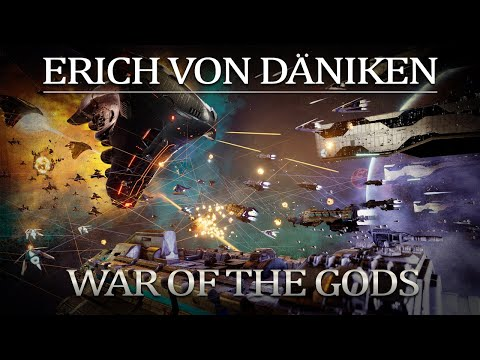 Erich von Däniken's 'War of the God' - Laatste boekpresentatie