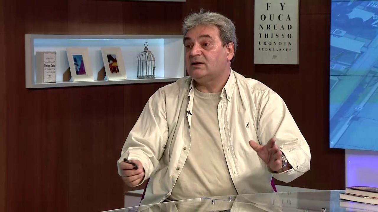 Сотир Костов – гостин во вестите на ТВ Нова