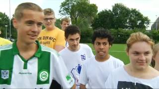 Spannend voetbaltoernooi VSO
