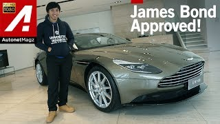 Video Aston Martin DB11 Indonesia First Impression Review MP3, 3GP, MP4, WEBM, AVI, FLV Februari 2018