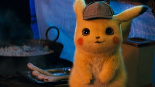 Video POKÉMON Detetive Pikachu - Trailer Oficial #1 MP3, 3GP, MP4, WEBM, AVI, FLV April 2019