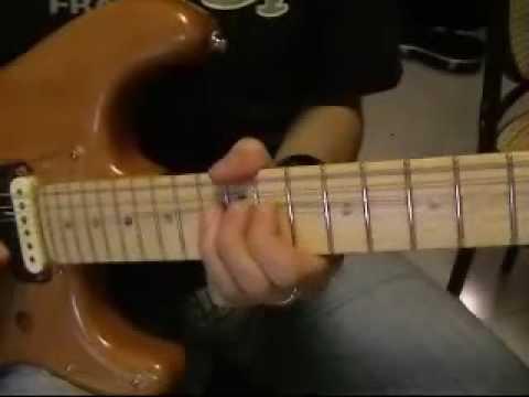 Suonare nello stile di David Gilmour – didattica -I  licks e le frasi tipiche dello zio David.divx