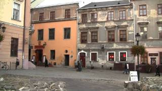 Lublin Poland  city images : Walk in Lublin Poland HD