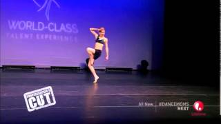 Follow You - Chloe Lukasiak - FULL SOLO - Dance Moms: Choreographer's Cut