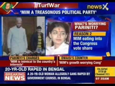 Video #TurfWar: Shinde's daughter calls for ban on MIM download in MP3, 3GP, MP4, WEBM, AVI, FLV January 2017