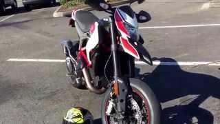 7. 2014 Ducati Hypermotard SP review