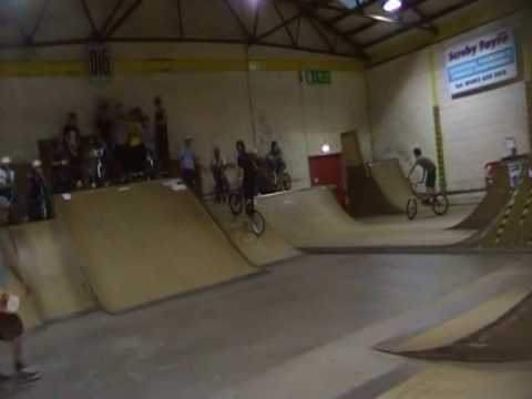 Dereham Wreck Shred Great Yarmouth SkatePark