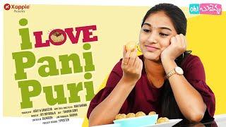 Video I Love Pani Poori    Oh! Bullemma Episode 1   Ft. Pranavi Manukonda   Xappie MP3, 3GP, MP4, WEBM, AVI, FLV September 2019