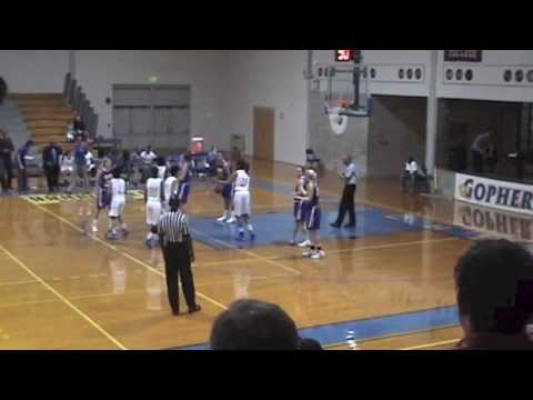 Goucher vs. Scranton Highlights - 1/18/14