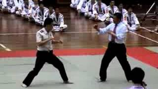 2008 World Hapkido Championship-Lee Chang Soo