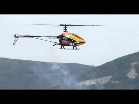 comment demarrer un helicoptere thermique