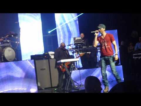 Pitbull and Enrique Iglesias- I Like It- Gibson Amphitheater- Los Angeles, CA  8/9/12
