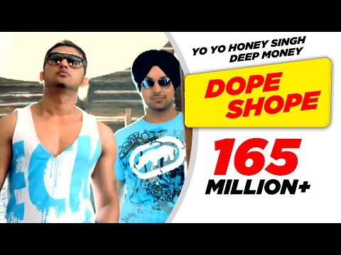 Dope Shope – Yo Yo Honey Singh and Deep Money – Brand New Punjabi Songs HD – International Villager