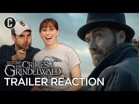 Fantastic Beasts: The Crimes of Grindelwald Teaser Trailer Reaction & Review