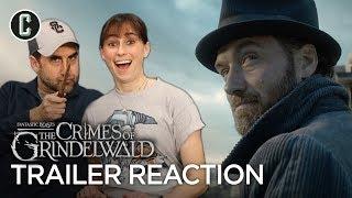 Video Fantastic Beasts: The Crimes of Grindelwald Teaser Trailer Reaction & Review MP3, 3GP, MP4, WEBM, AVI, FLV September 2018