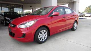2. 2012 Hyundai Accent GLS Start Up, Engine, and In Depth Tour
