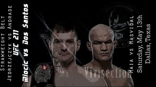 Nonton The Mma Vivisection   Ufc 211  Miocic Vs  Dos Santos 2 Picks  Odds  And Analysis Film Subtitle Indonesia Streaming Movie Download