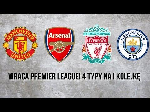 Premier League Ruszyła | 4 Typy Na I Kolejkę | Jaki To Będzie Sezon? | Konkurs
