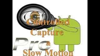 Controlled Capture Lite YouTube video