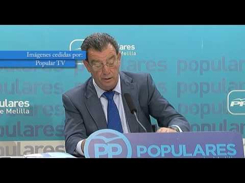 Miranda hace balance de gestión de los dos años de Gobierno PP.