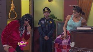 ¡La Licenciada Pamela acusó a Mela la Melaza de robarle!