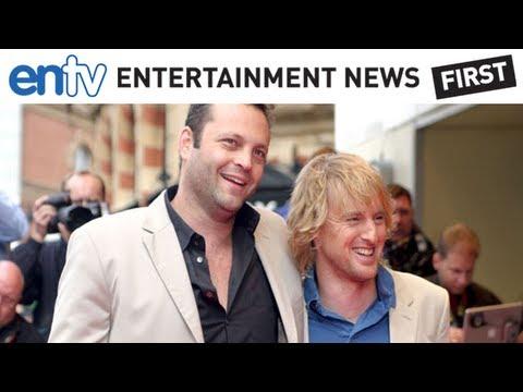 Vince Vaughn & Owen Wilson 'Internship' Movie: 'Wedding Crashers' Duo Teaming Up Again: ENTV