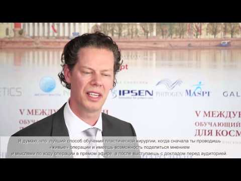 ICTPS-2015 Интервью докладчика Конгресса Париса Мелиса / Paris Melis (Netherlands)