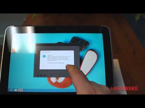 HP ElitePad 900 G1 Windows 8 Pro Tablet First Impressions
