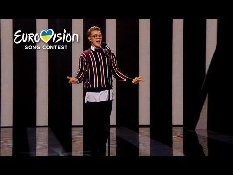 Mikolas Josef - Lie To Me – Национальный отбор на Евровидение-2018. Первый полуфинал (видео)