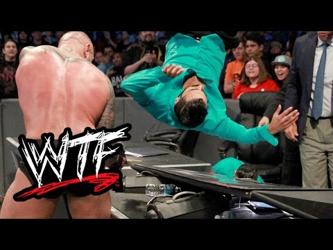 WTF Moments: WWE Backlash 2017 (видео)