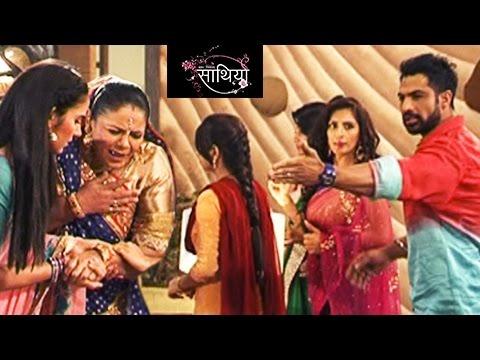 OMG! Kokila Suffers HEART ATTACK | Saath Nibhana S