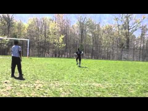 NRAA: Show Me Your TD's vs Blue Mountain State (2014 Spring Flag Football)