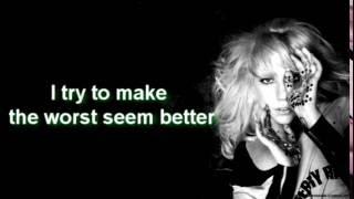 Lady Gaga - Million Reasons (lyrics) Video