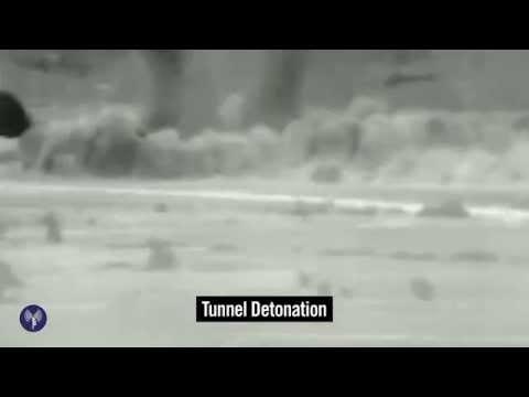 Tsahal détruit un tunnel terroriste dans la bande de Gaza