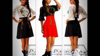 "Women's clothing from an online store ""Pantera"". New collection - YouTube"