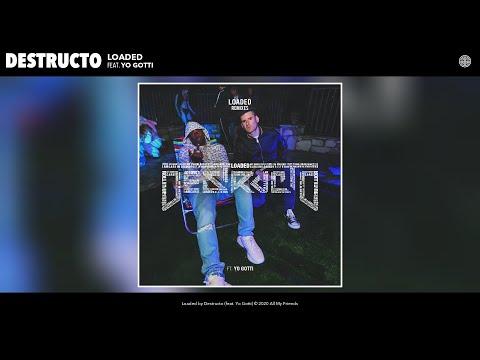 Destructo - Loaded (SQWAD Remix) (Audio) (feat. Yo Gotti)