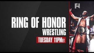 The Best of Jay Lethal on Ring of Honor Wrestling, Tune in Tuesday at 11 p.m. ET! by Fight Network
