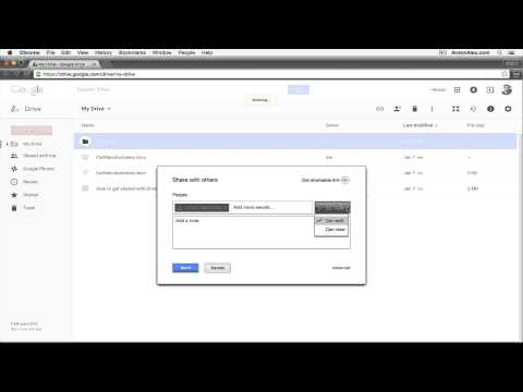 Video How to Share a Folder in Google Drive download in MP3, 3GP, MP4, WEBM, AVI, FLV January 2017