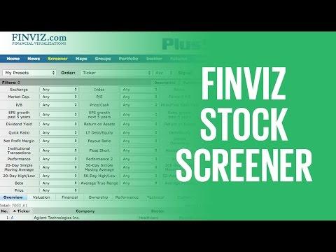 Finviz forex performance