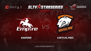 Virtus.Pro vs Empire, game 1