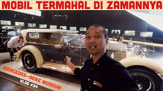 Video Main ke Mercedes-Benz Museum di Jerman (PART 1/2) | VLOG #34 MP3, 3GP, MP4, WEBM, AVI, FLV Januari 2019
