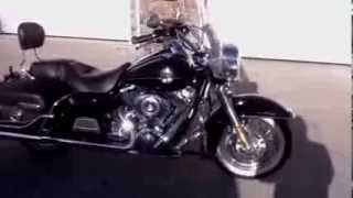 7. 2010 Harley Davidson Road King Classic