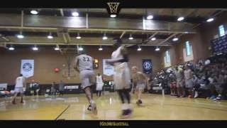 Metta World Peace Throws a Lob to his Son Ron Artest III at Drew League!!!